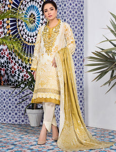 RAVISHING YET NAIVE KL-4105 stitched Ravishing Yet Naive
