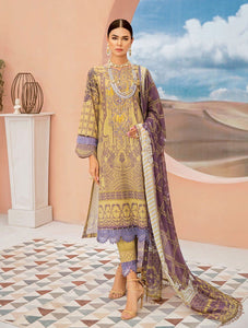 Shirt Shalwar Dupatta KC-5088 Khas Lawn 2020 - Volume 3 FASUNSLAD