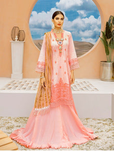 Shirt Shalwar Dupatta KC-5089 Khas Lawn 2020 - Volume 3 FASUNSLAD