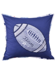 SPORTS BALL Teens & Kids Bedding HOMBEDIMP SQ CUSHION COVER