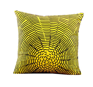 SURF CLUB/YELLOW Teens & Kids Bedding HOMBEDIMP SQUARE CUSHION COVERS