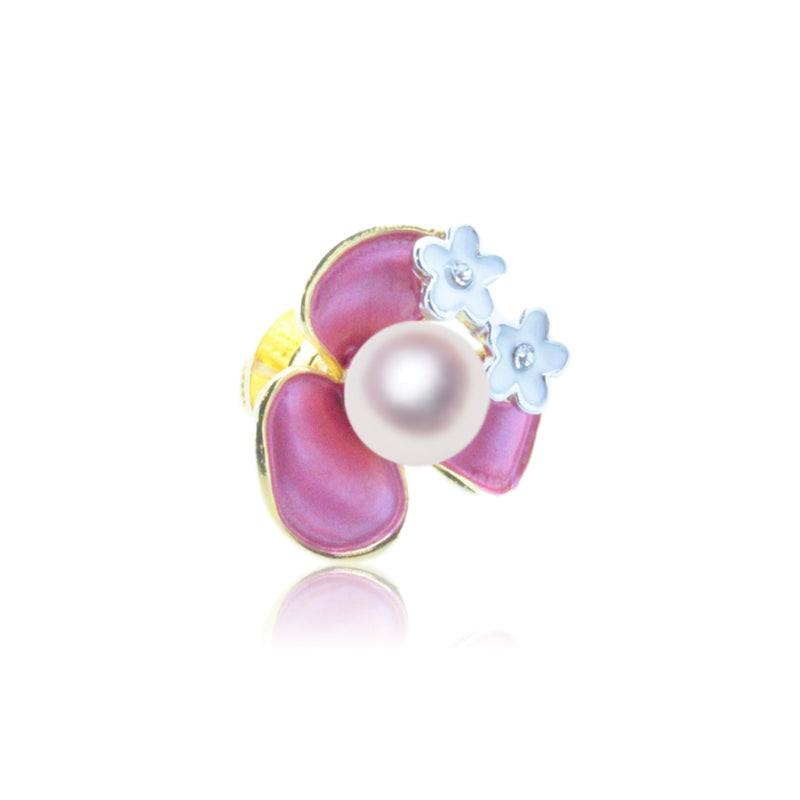 Pin brooch Flower