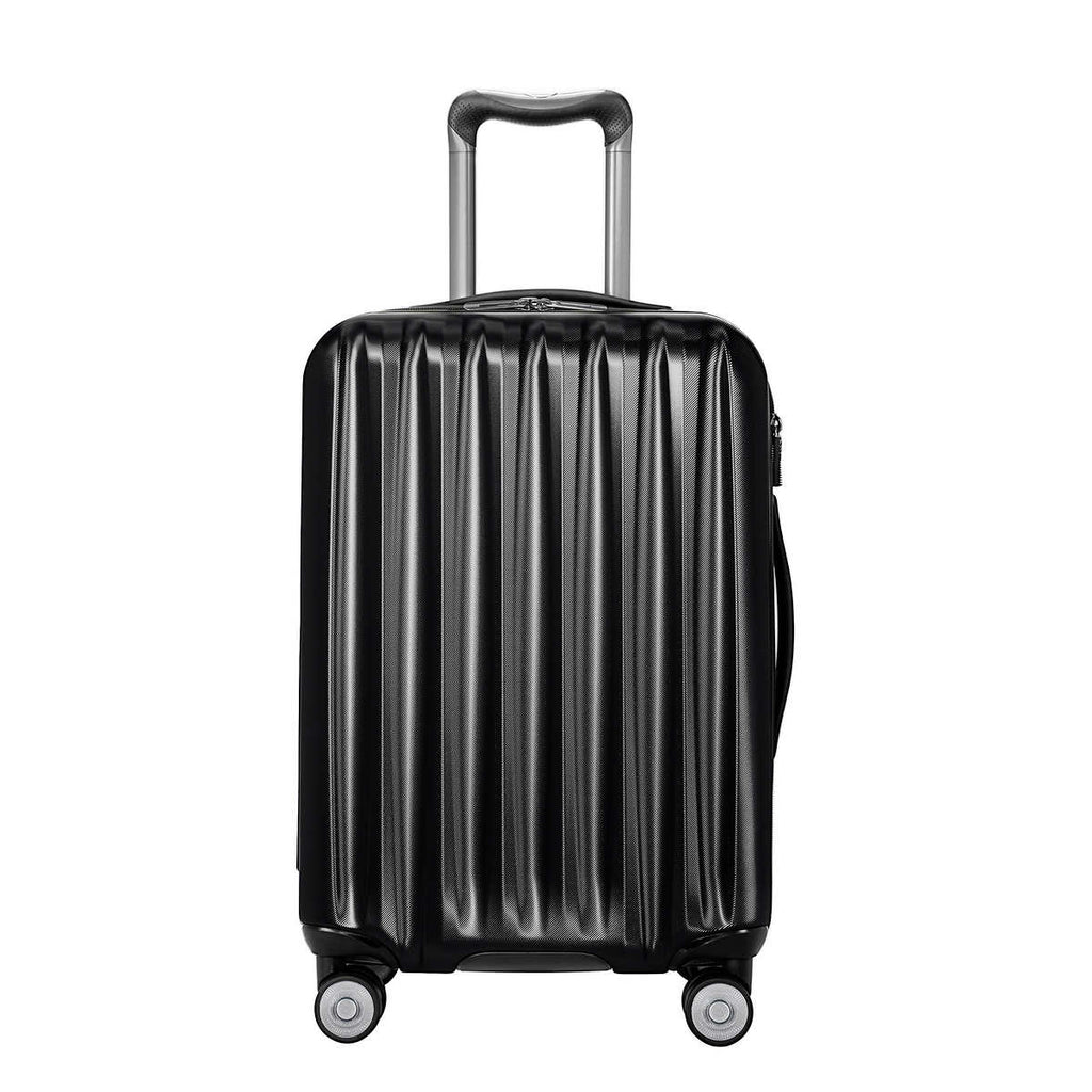 "Ricardo Big Sur 22"" Hardside Carry-On Luggage Spinner with Packing Cubes"
