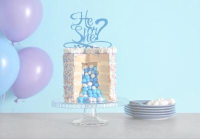 26 Memorable Ideas For Your Gender Reveal Party