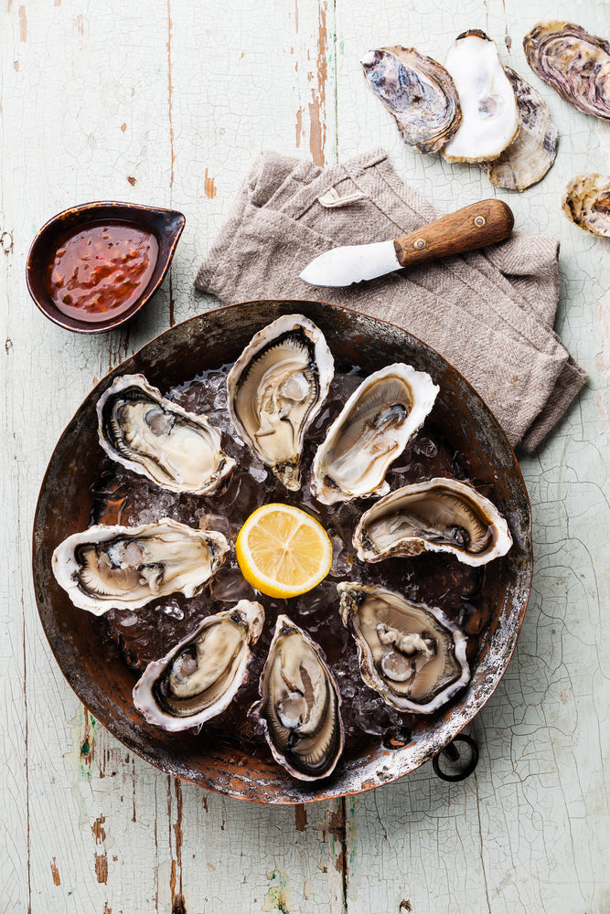 avoid raw shellfish while pregnant