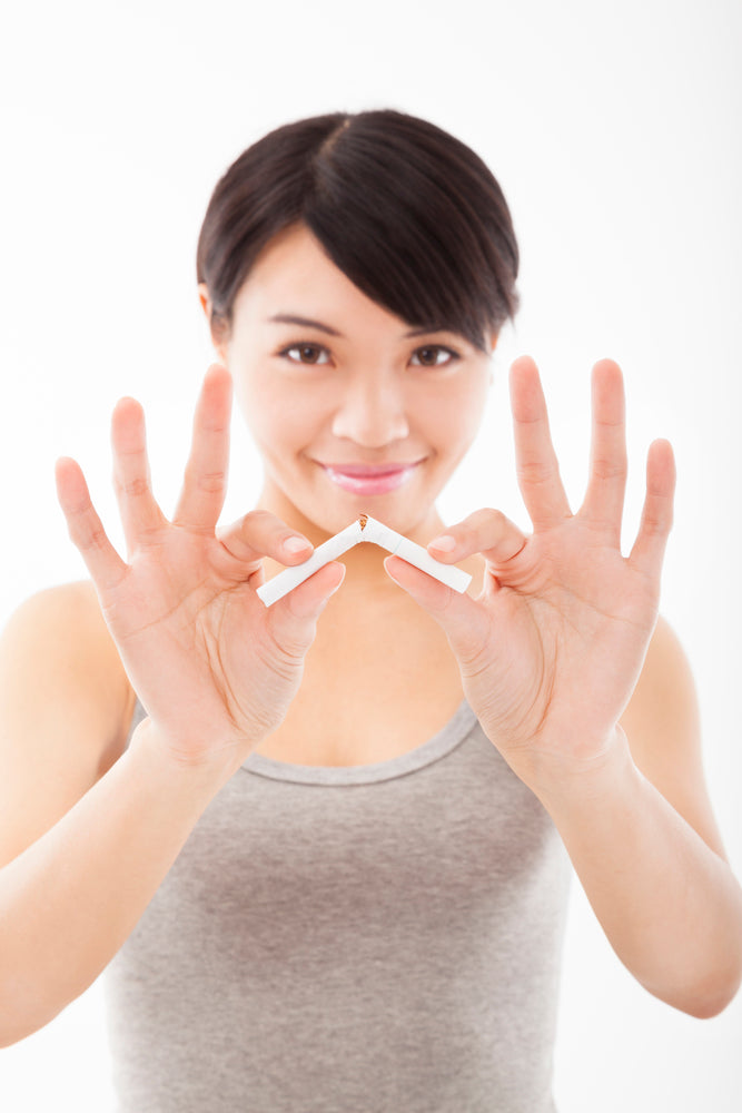 the effects of smoking while pregnant