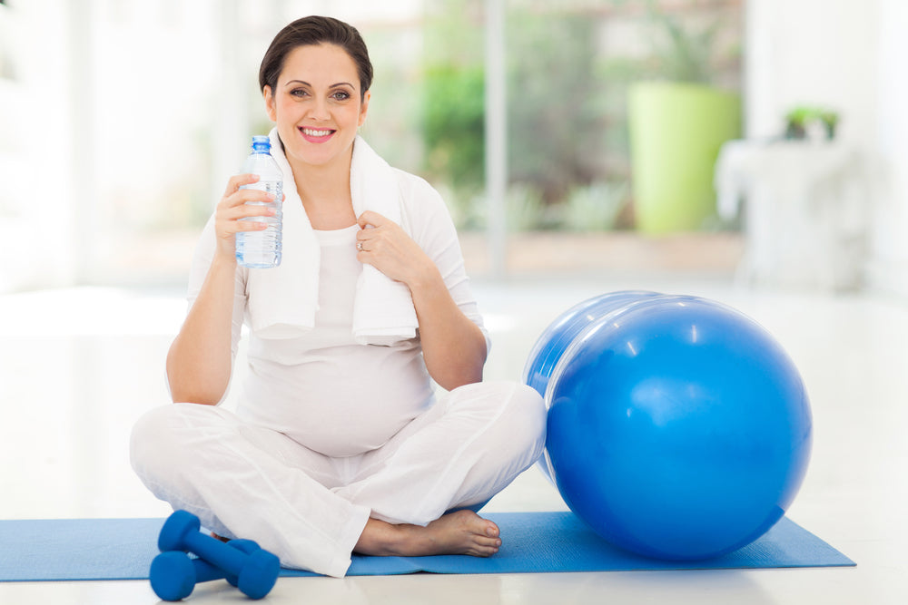 drinking water while pregnant