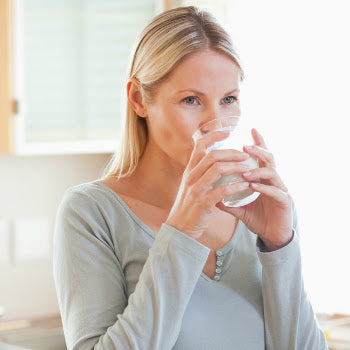 Lose Weight While Breastfeeding By Drinking Water