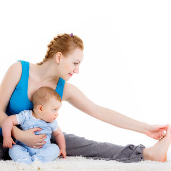 Exercise to lose weight while breastfeeding