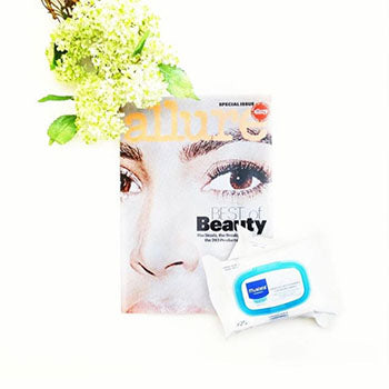 Mustela Cleansing Wipes Allure Best Of Beauty 2017
