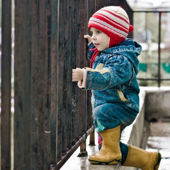 Preventing baby eczema in the elements