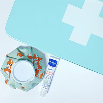 helpful items for soothing baby chicken pox