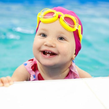 emollient cream before swimming to manager eczema in summer heat