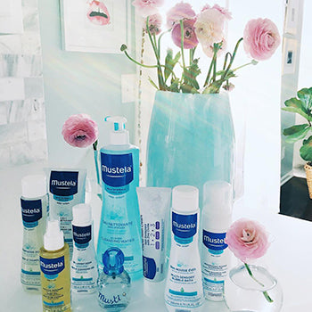 Mustela Gifts for Baby Shower Ideas