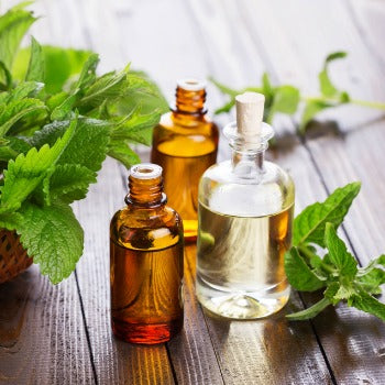 aromatic oils used to cure morning sickness