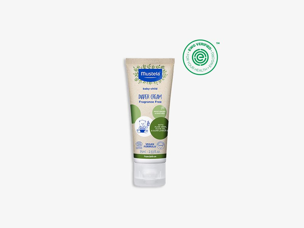 Diaper Cream with Olive Oil and Aloe