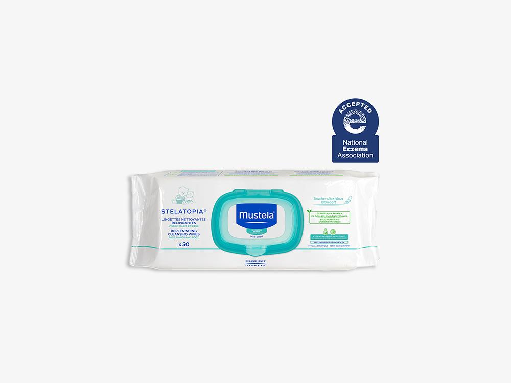 Stelatopia Cleansing Wipes