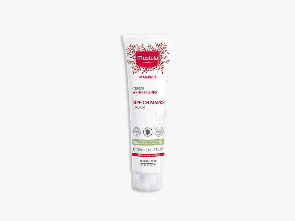 Stretch Marks Cream 150 Ml Mustela Usa