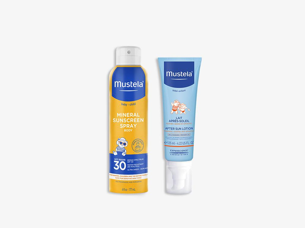 Sun Care Essentials Bundle