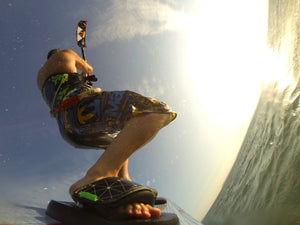 Kitesurfing Kiteboard and Wakeboard GoPro Hero 3 3+ 4 5 6 7 Mount