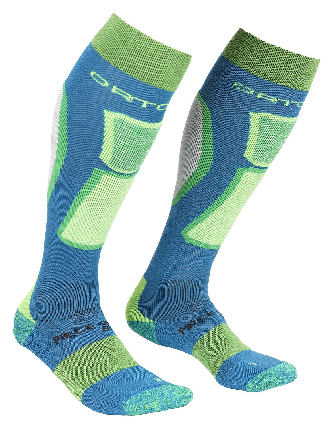 NEW MENS Ortovox Ski and Snowboard Merino Wool Rock n Wool Socks