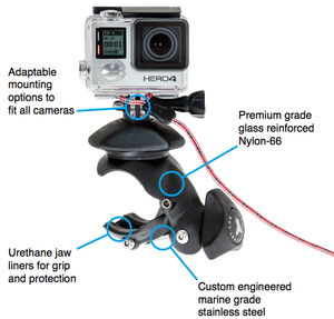 Flymount GoPro Camera Mount 4th Gen