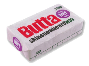 Butta Dry Slope Snowboard & Ski Wax