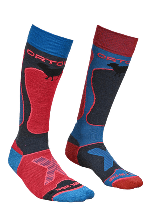New for 2018 SKI & SNOWBOARD Merino ROCK'N'WOOL SOCKS Womens by Ortovox