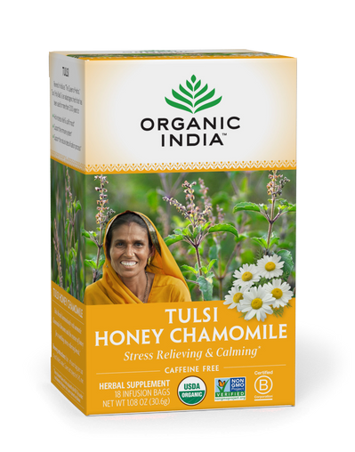 Tulsi Honey Chamomile