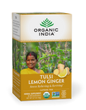 Load image into Gallery viewer, Tulsi Lemon Ginger
