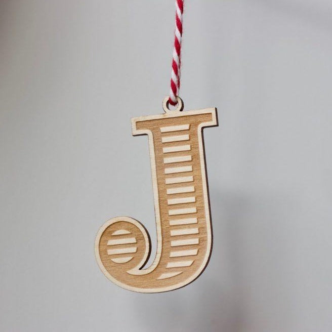 Christmas Decoration Letters