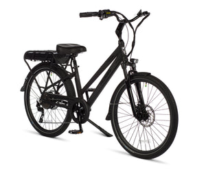 "City Commuter Step Thru Platinum 26"" (aka Black Edition*)"