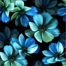 Load image into Gallery viewer, Blue Pansy Spring