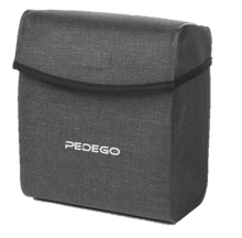 Load image into Gallery viewer, Pedego Front Bag - Black - Quick Release - Rain Cover