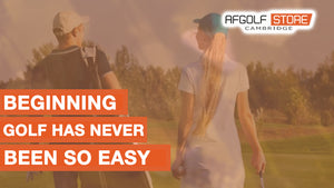Beginning Golf Has Never Been Easier!