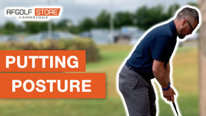 Perfect your Putting Posture with Dean Saunders