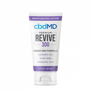 cbdMD Moisturizing Lotion Cream