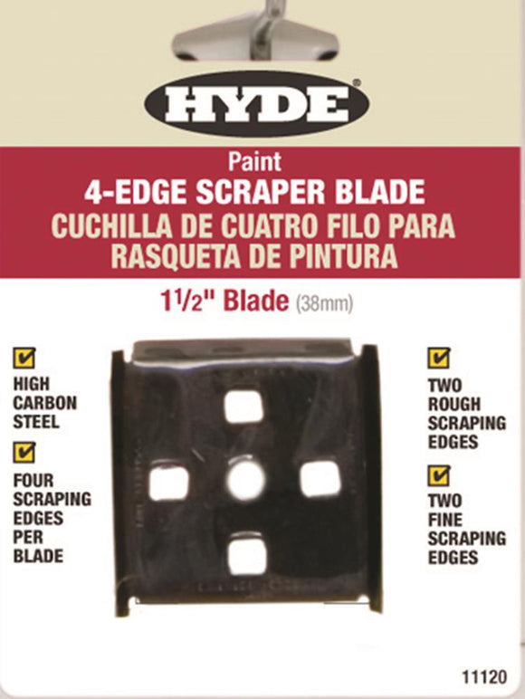 Hyde 4-Edge Blade 1-1/2in