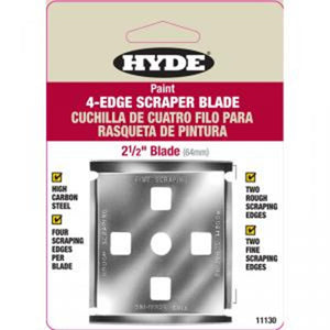 Hyde 4-Edge Blade 2-1/2in