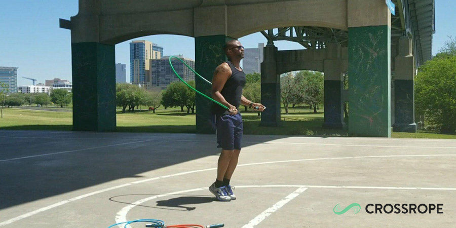 Steve Gaspard: Finding Happiness With Jump Rope Training