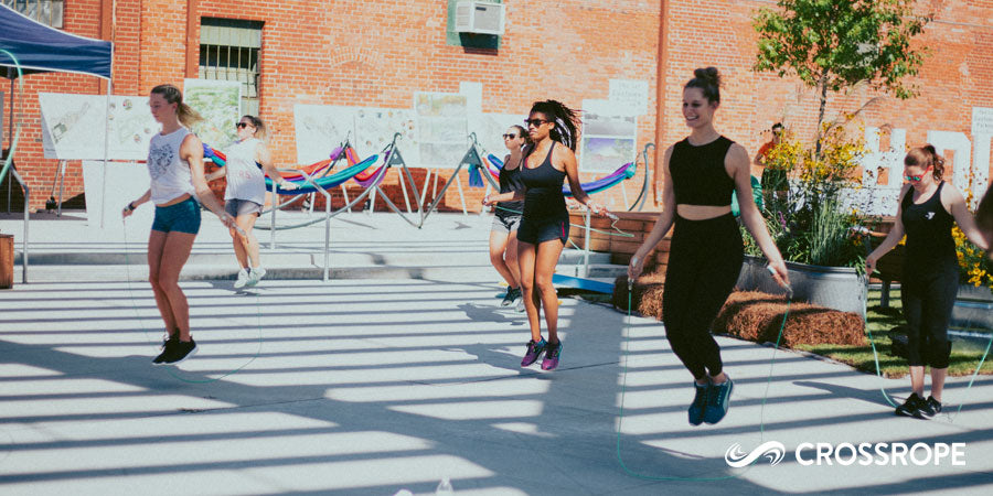 7 Ways to Make Your Jump Rope Workouts More Fun