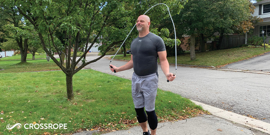 Craig's Story: Why Jump Rope Is The Best Cardio Workout