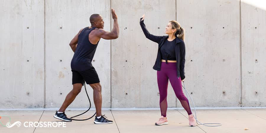 Sweat Together: 5 Benefits of Working Out with a Partner