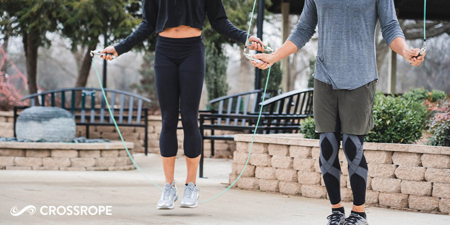 Featured image of Learn How to Jump Rope: The Complete Beginner's Guide to Jump Rope Training
