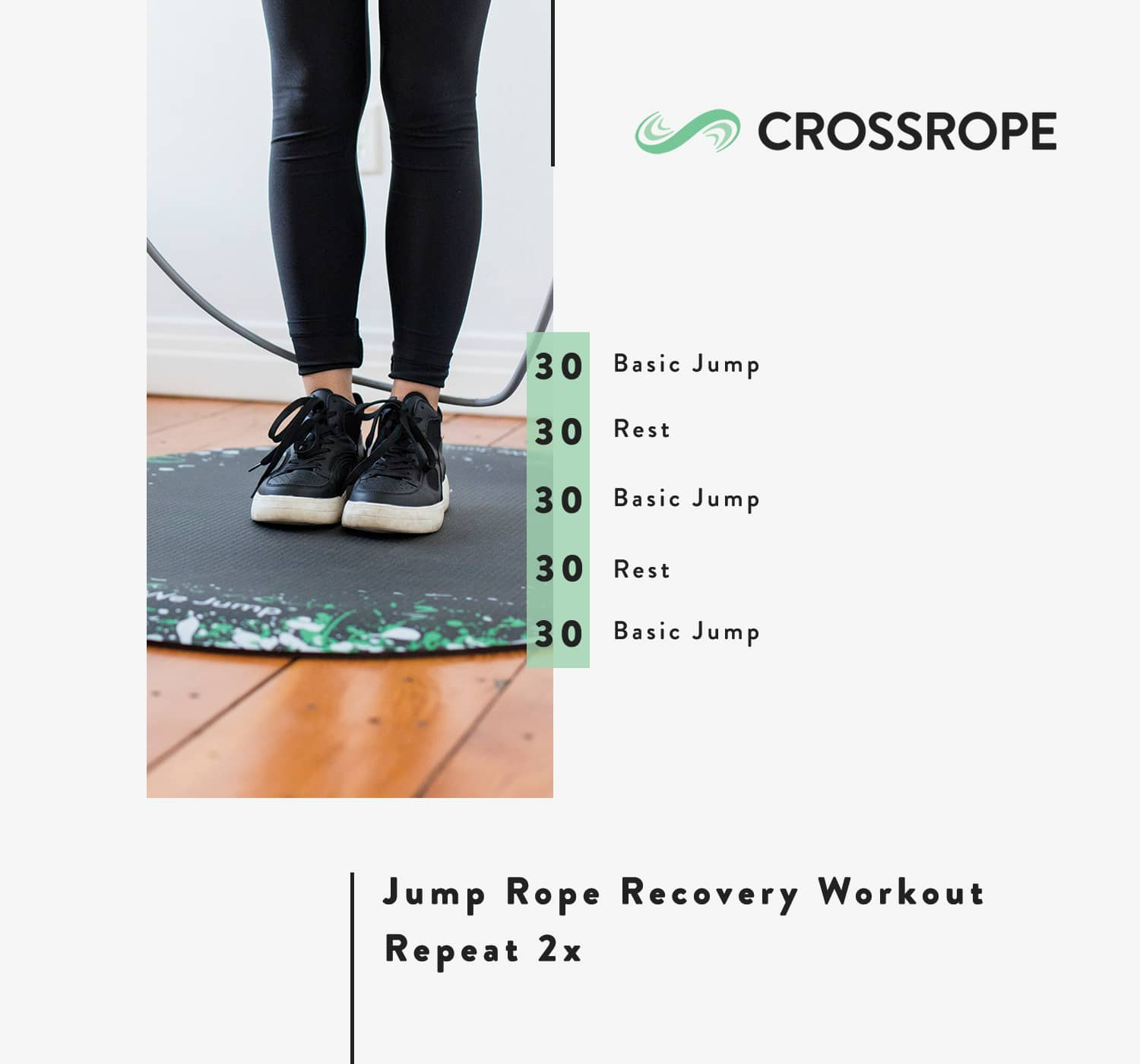 recovery workout