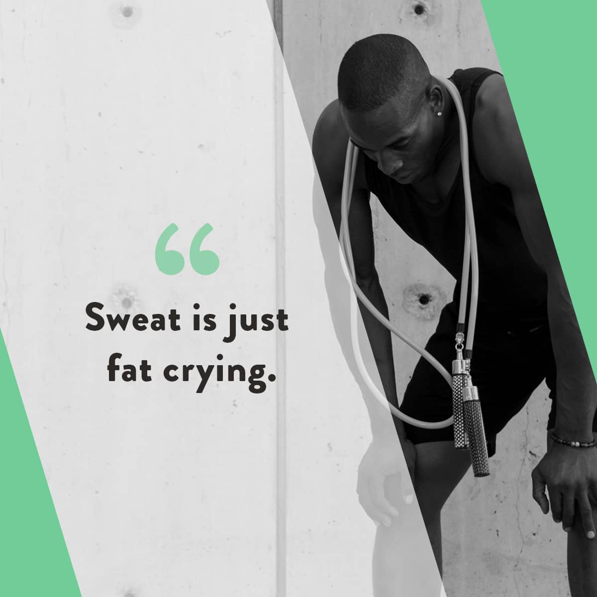 Inspirational fitness quotes from Crossrope