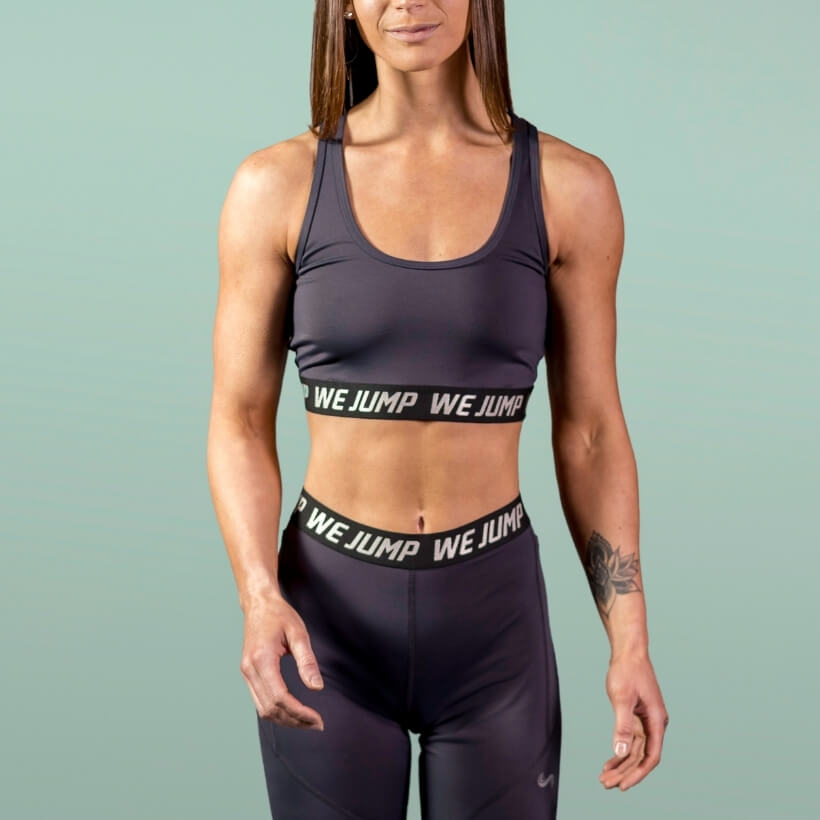 Women's We Jump Sports Bra