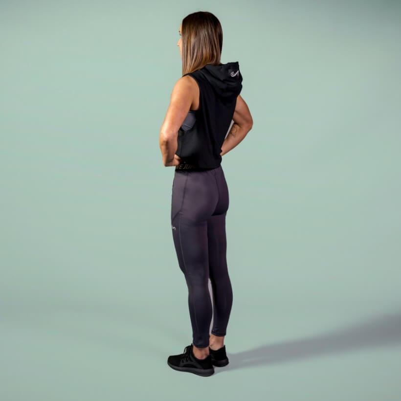 Women's We Jump Tights Side View