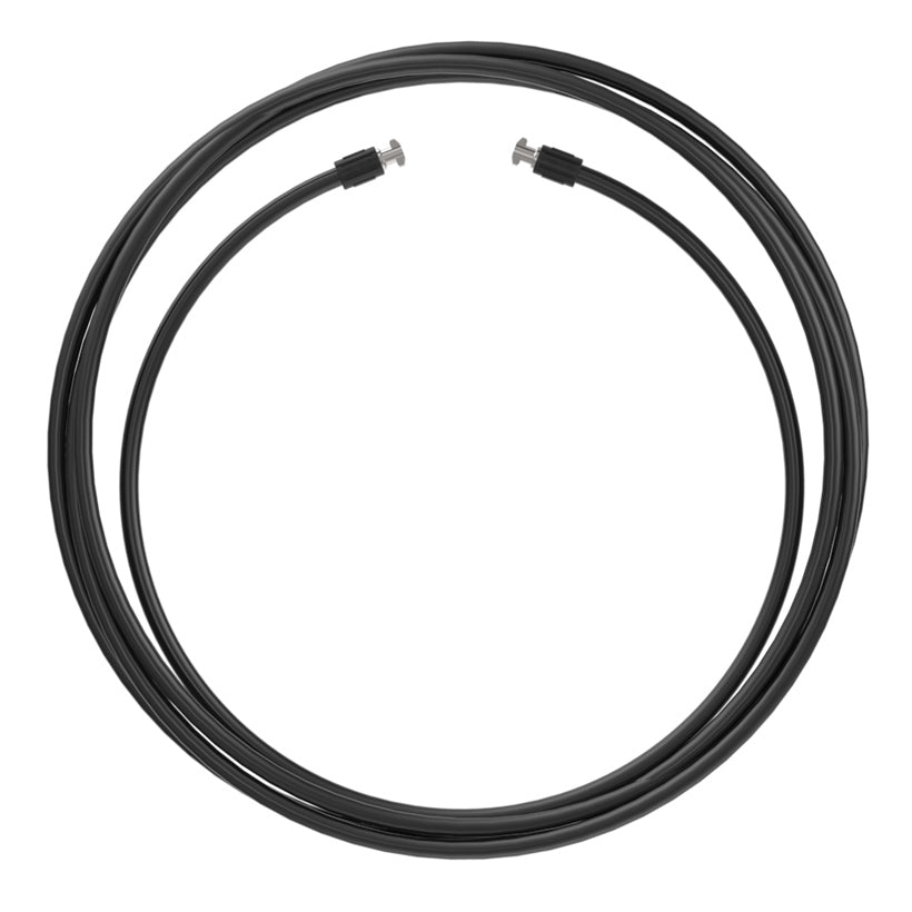 A coiled view of the 5 oz Jump Rope