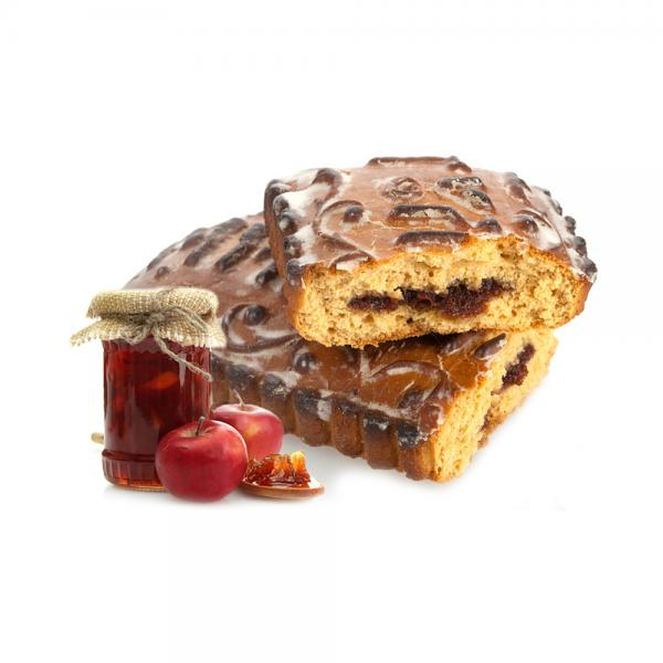 Tula Gingerbread with Fruit Filling, 4.93 oz / 140 g
